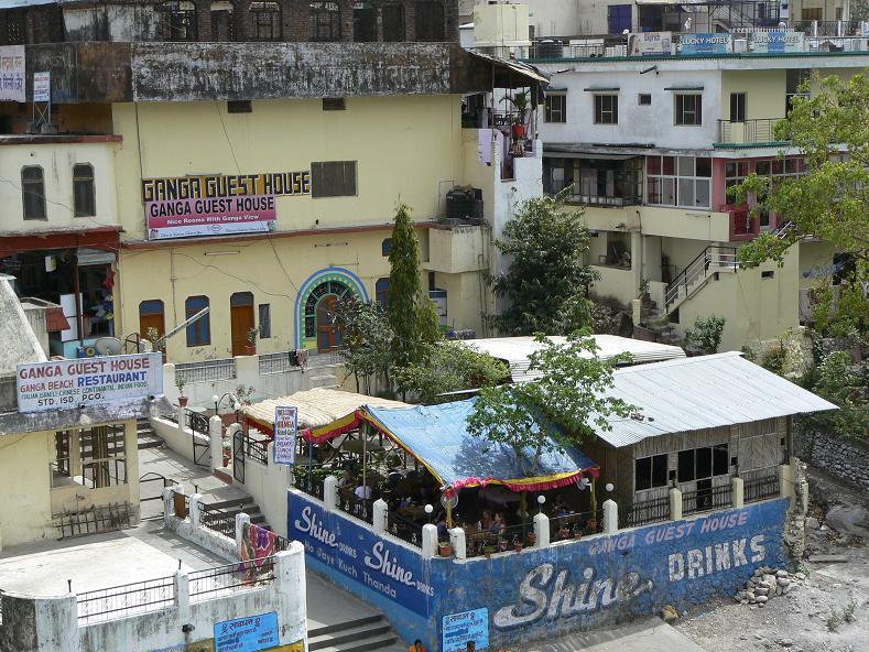 Restaurant a Rishikesh